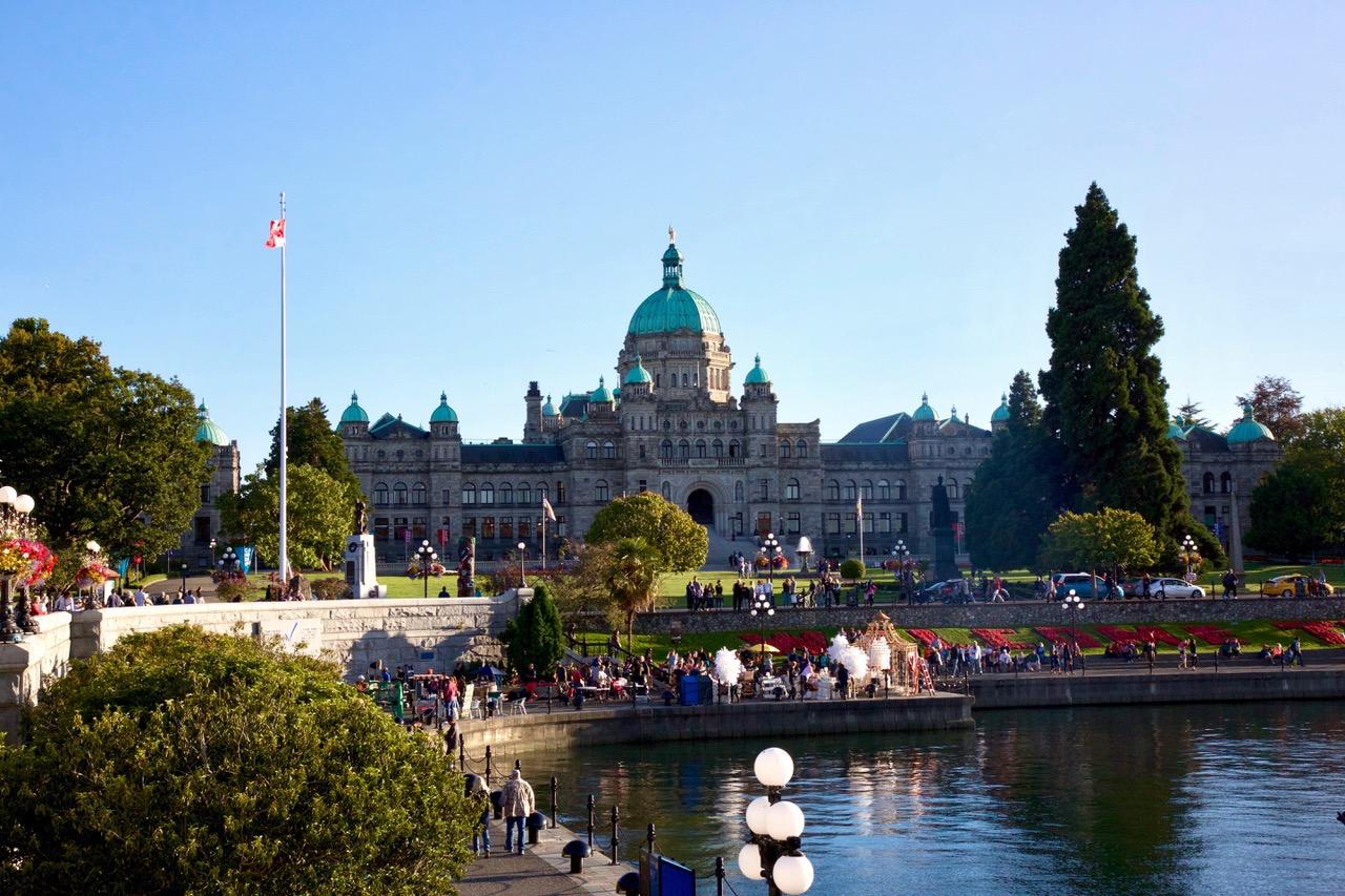 Victoria, Vancouver Island, Canada