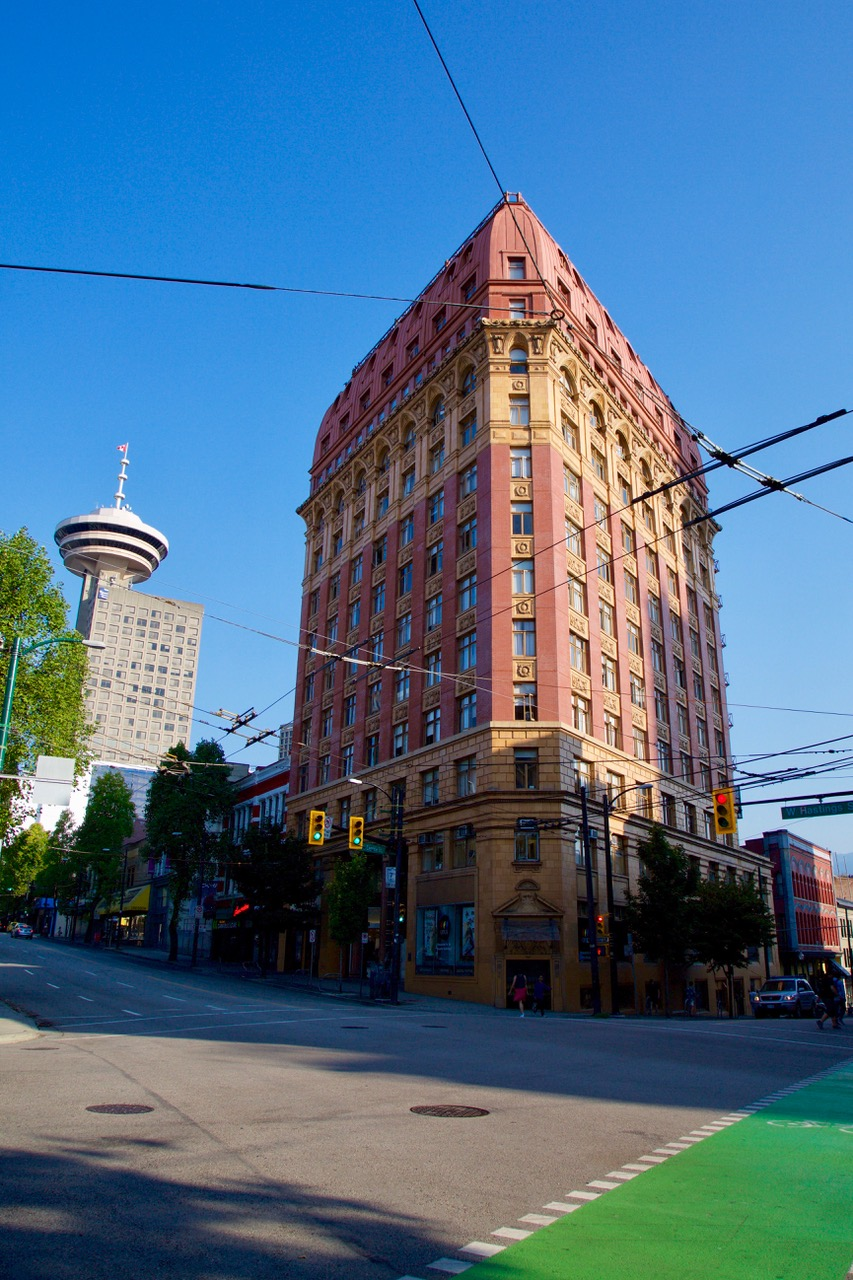 Dominion Building, Vancouver