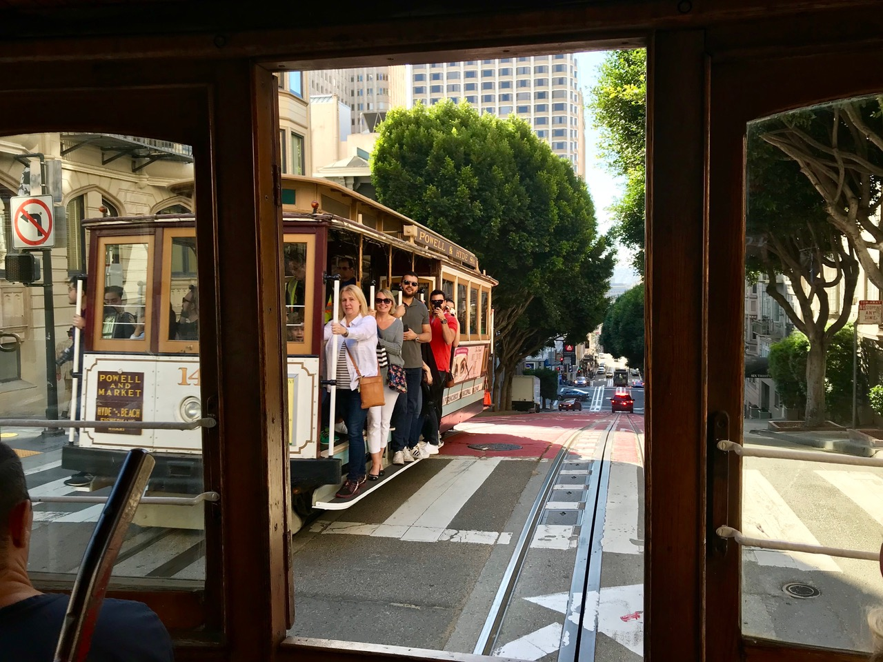 Powell and Market Cable Car, San-Francisco