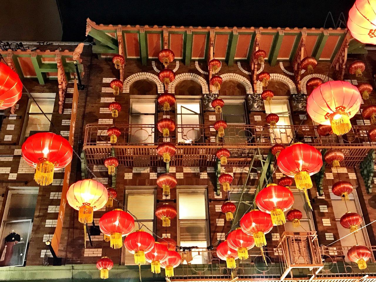 Chinatown, San Frnacisco