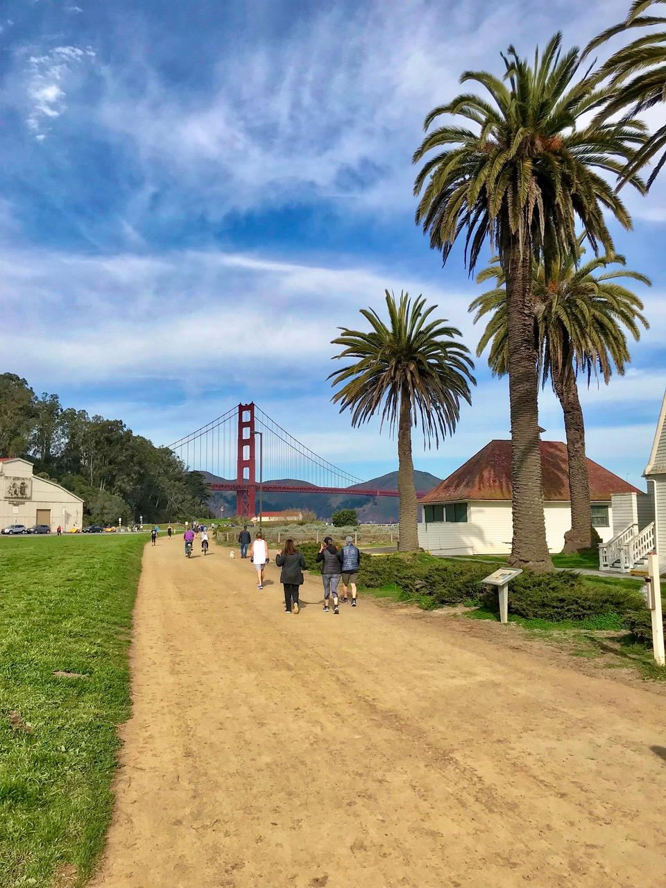 Presidio of San Francisco, California, USA