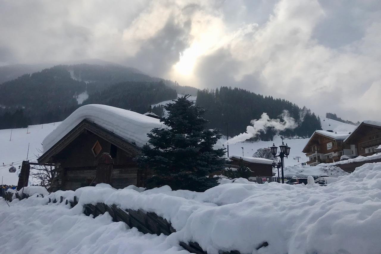 Hinterglemm, Austria