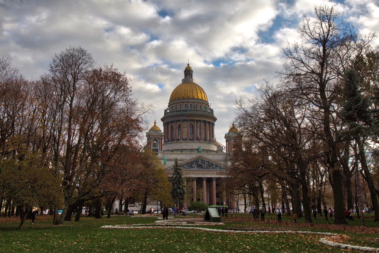 St Isaac's Cathedral, Saint Petersburg