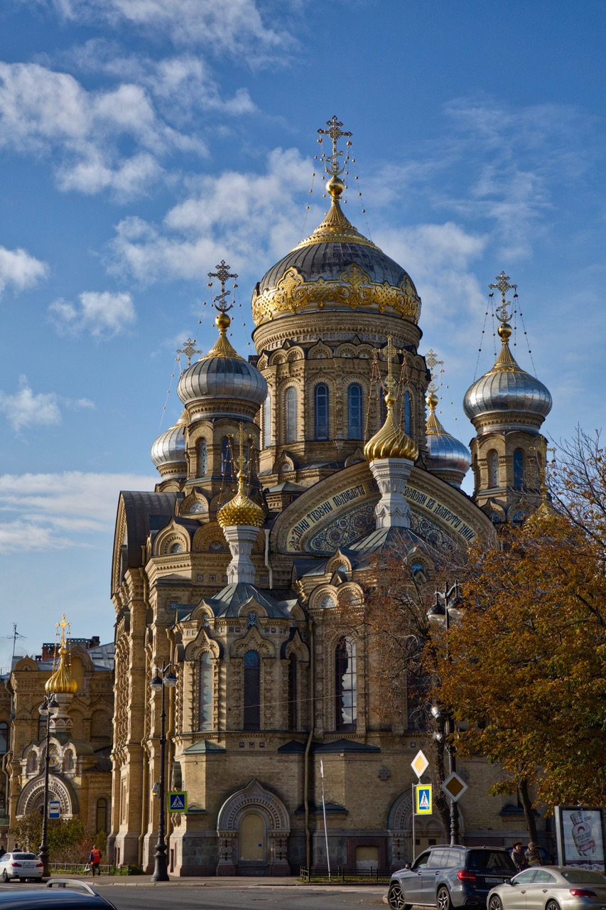 Church of the Assumption of Mary, Saint Petersburg